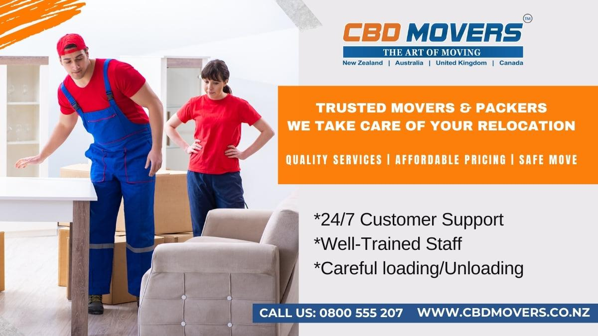 Find the Best Auckland Movers For Packing and Moving