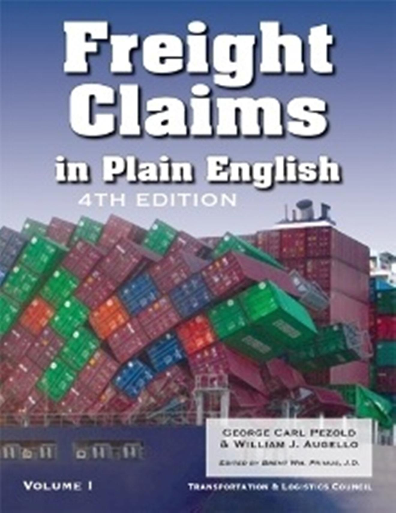 Freight Claims in Plain English | TransportLawTexts