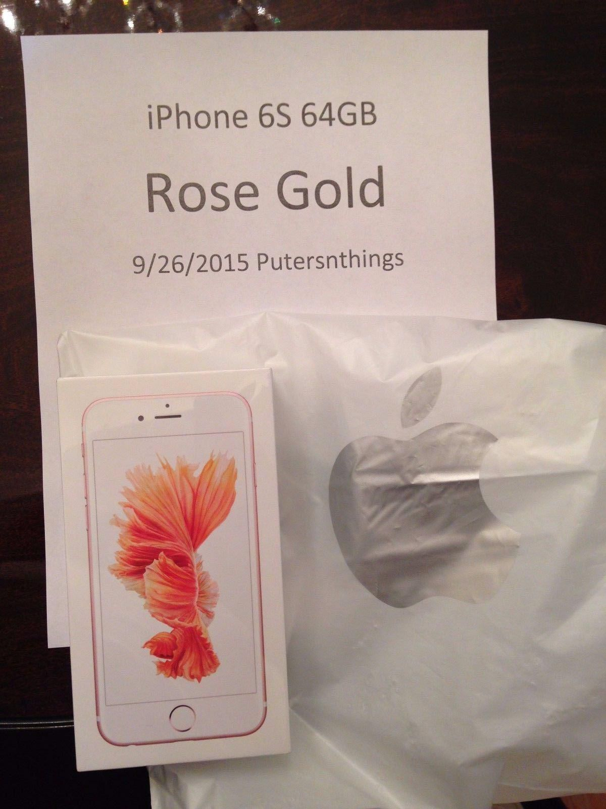 Fs: Apple iPhone 6S 128GB Samsung Galaxy S6 Edge new promo ON