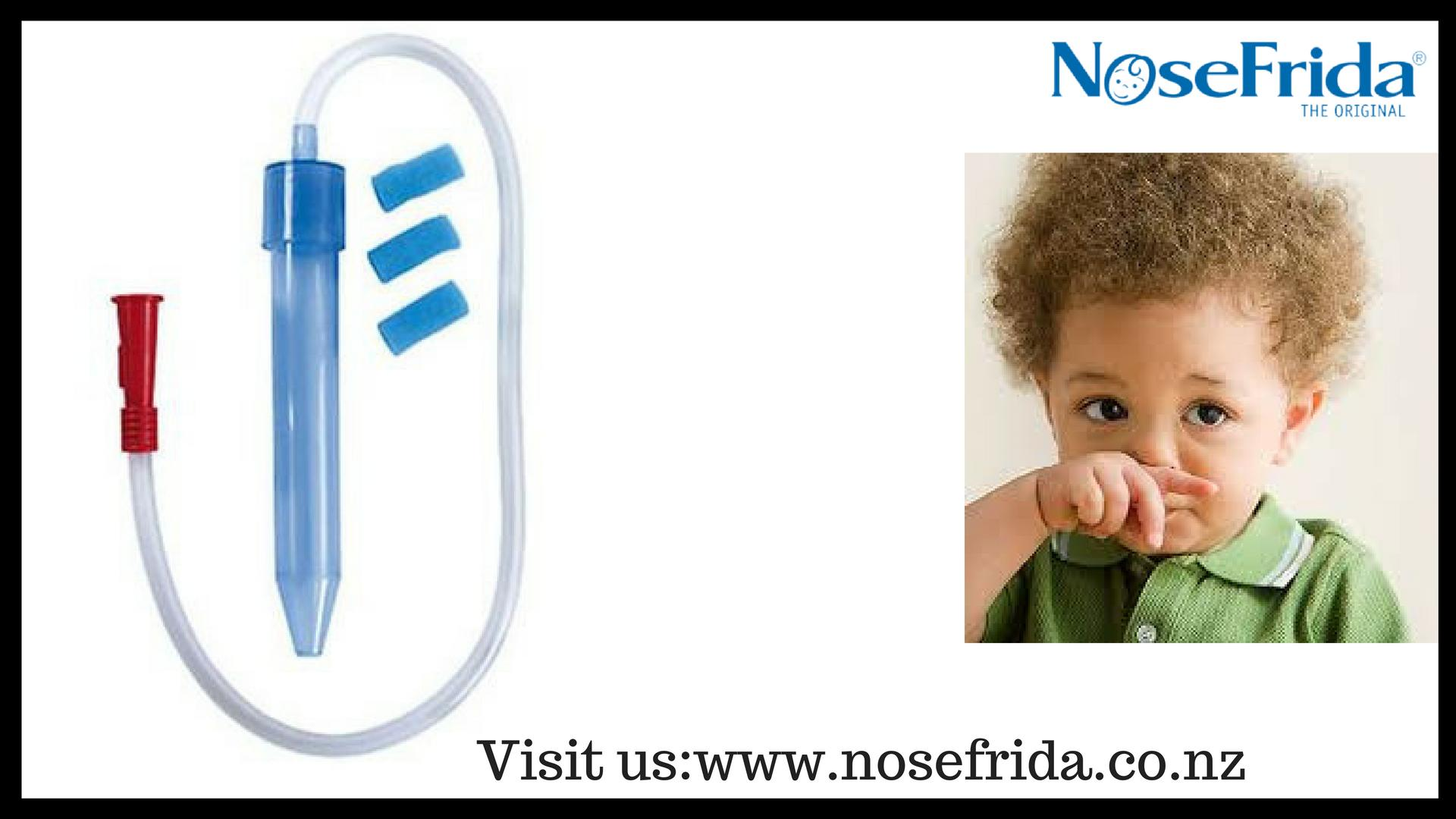 Get Baby Nasal Aspirator For Your Baby