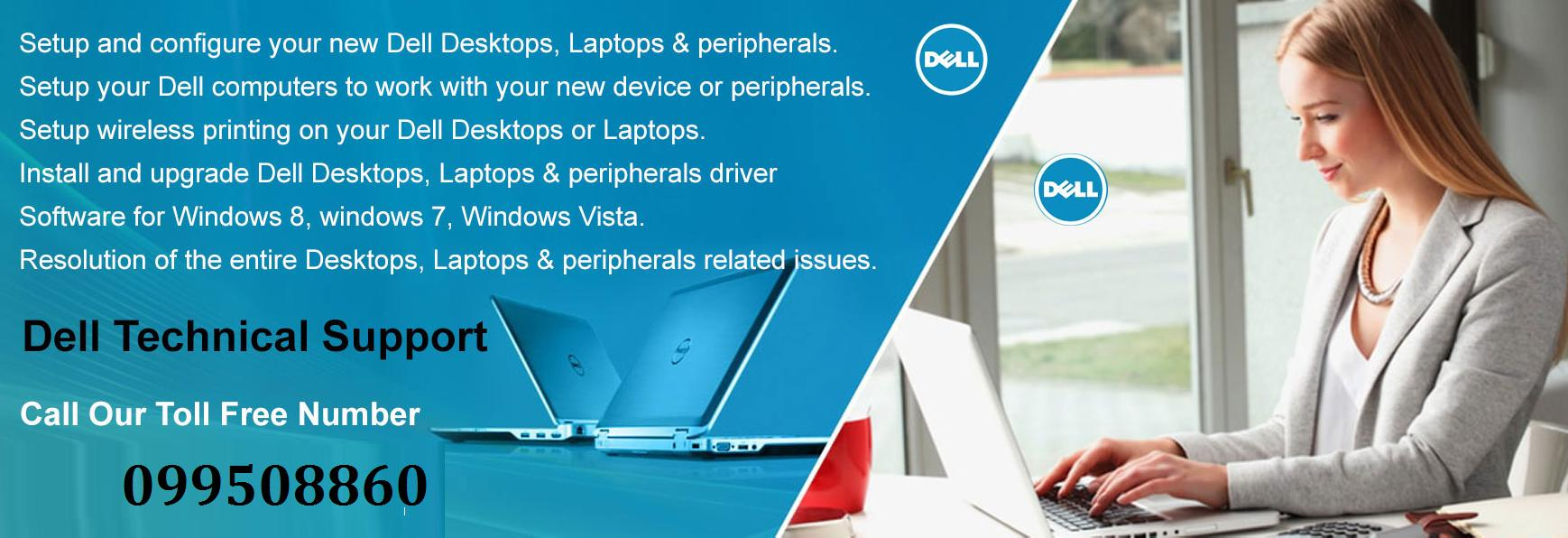 Get Instant Dell Support via Toll-Free Number NZ 099508860