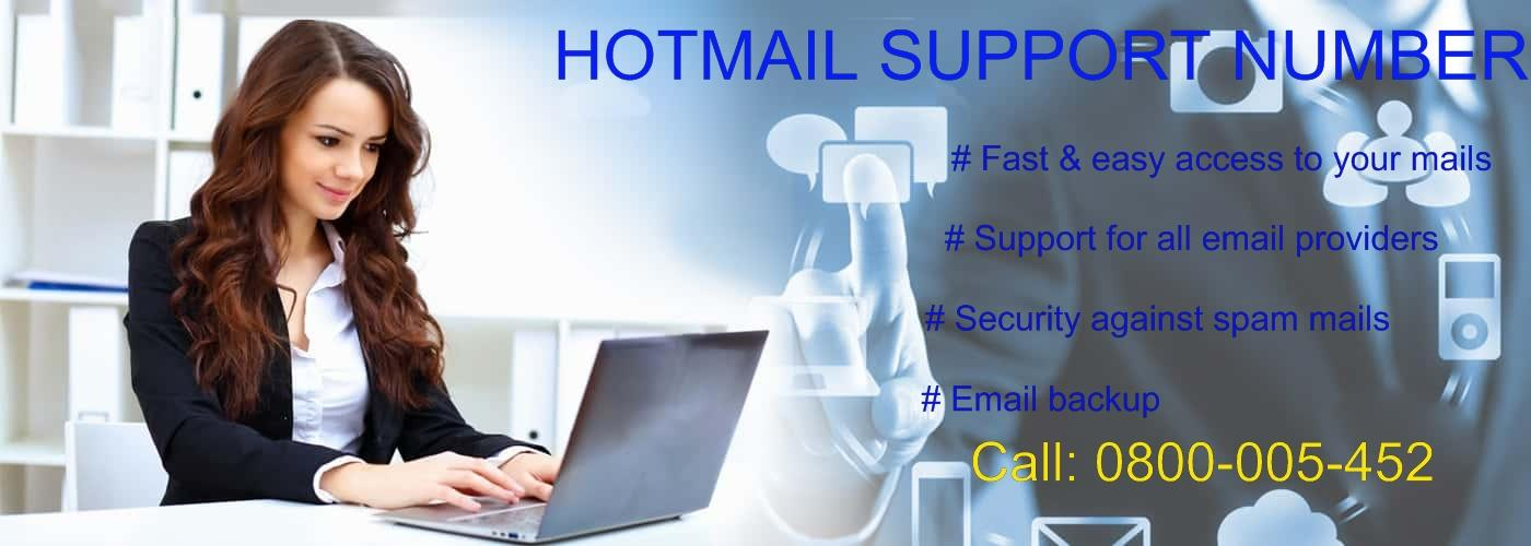 Get Instant Hotmail Tech Support in New Zeland|0800-005-452