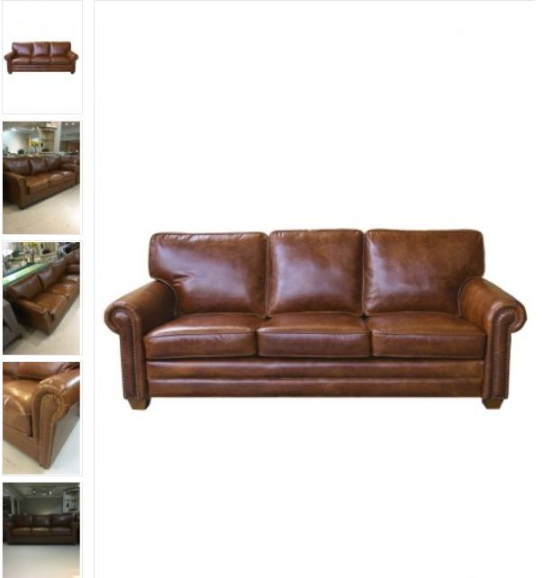 Get the Affordable Leather sofa NZ Only From JS Interiors