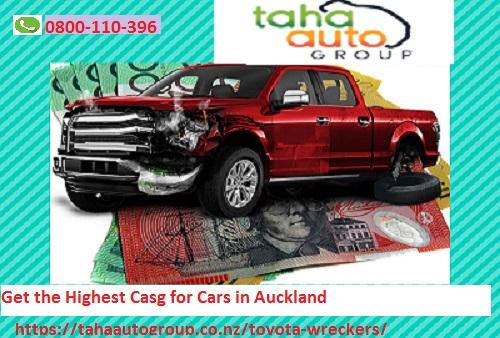 Get the Highest Cash for cars in Auckland