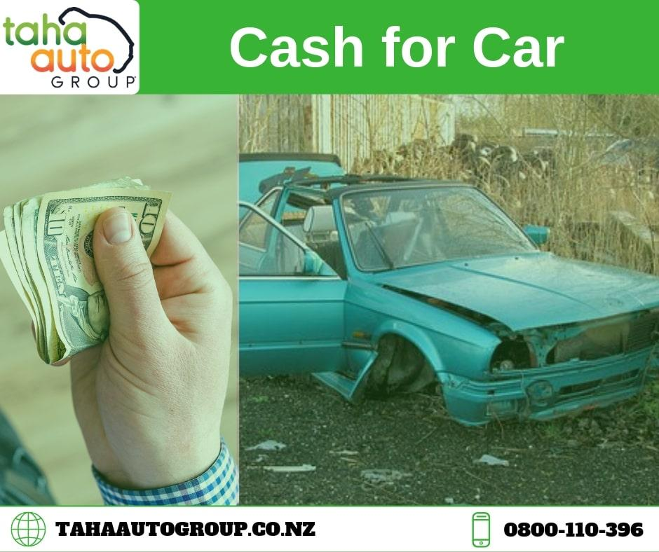 Get the Top Cash for Your Scrap Car in Auckland