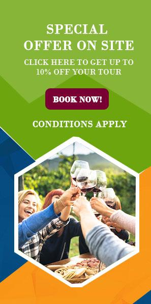 Gift Voucher Booking Form for Wine Tour