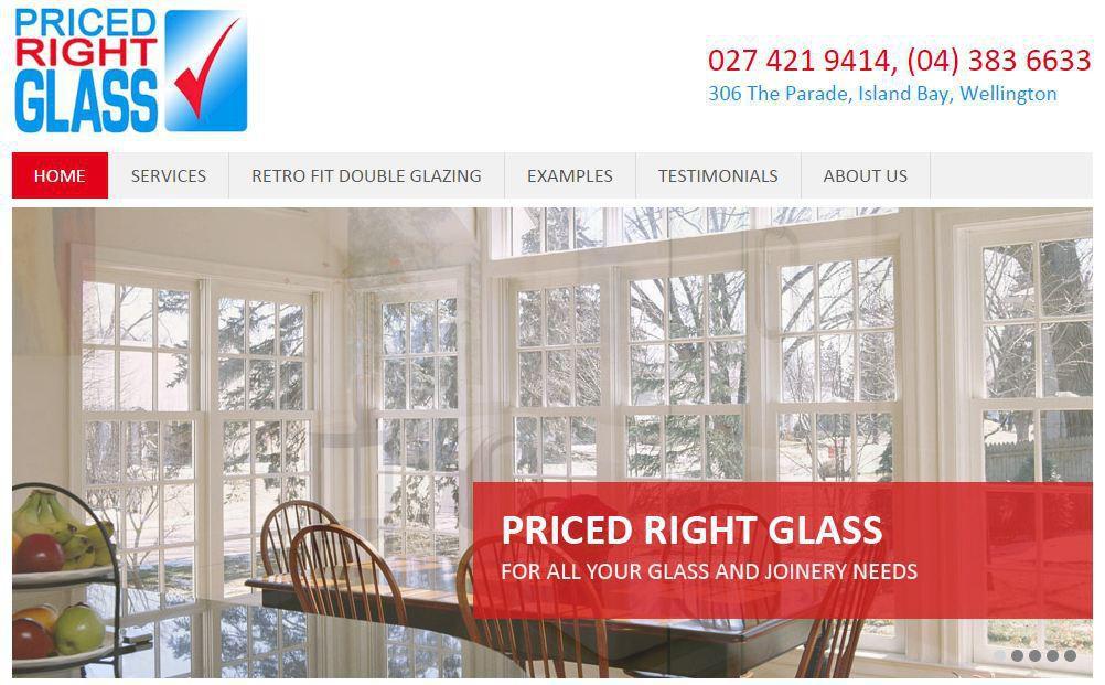 Glass Wellington