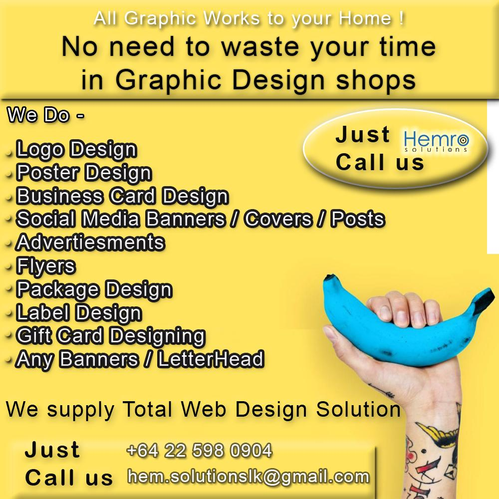 Graphic Design | Web Design