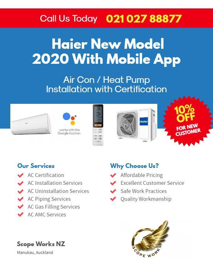 Haier Heat Pump