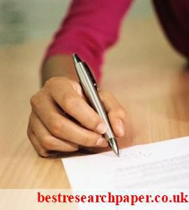 High quality 100% custom written research papers