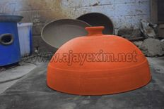 High Quality Clay Pizza Oven Dome
