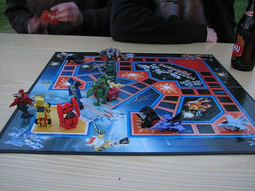 Hip-Hop Fantastic kids Board Game