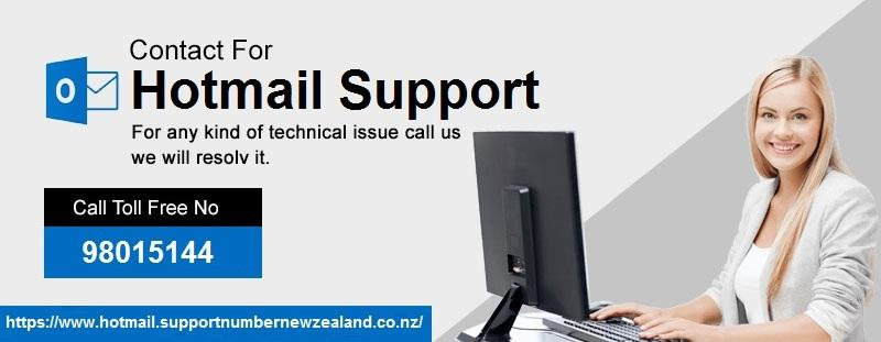 Hotmail Support New Zealand