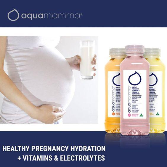 Hydration Solution For Pregnant Women