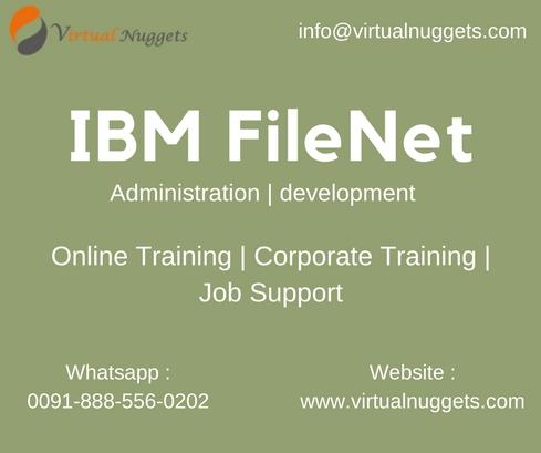 IBM FileNet Development Training