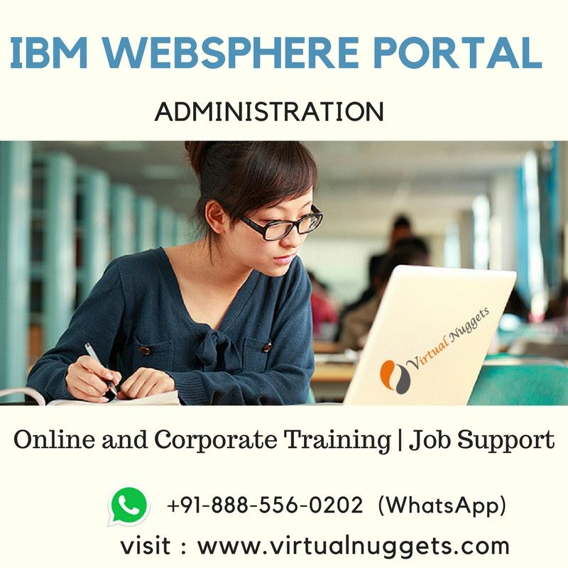 IBM WebSphere Portal Online Training