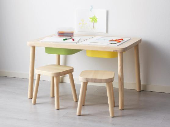 IKEA FLISAT Children's Table