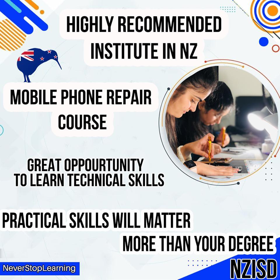IT Industrial Training Course | IT Technician Course In New Zealand | NZISD