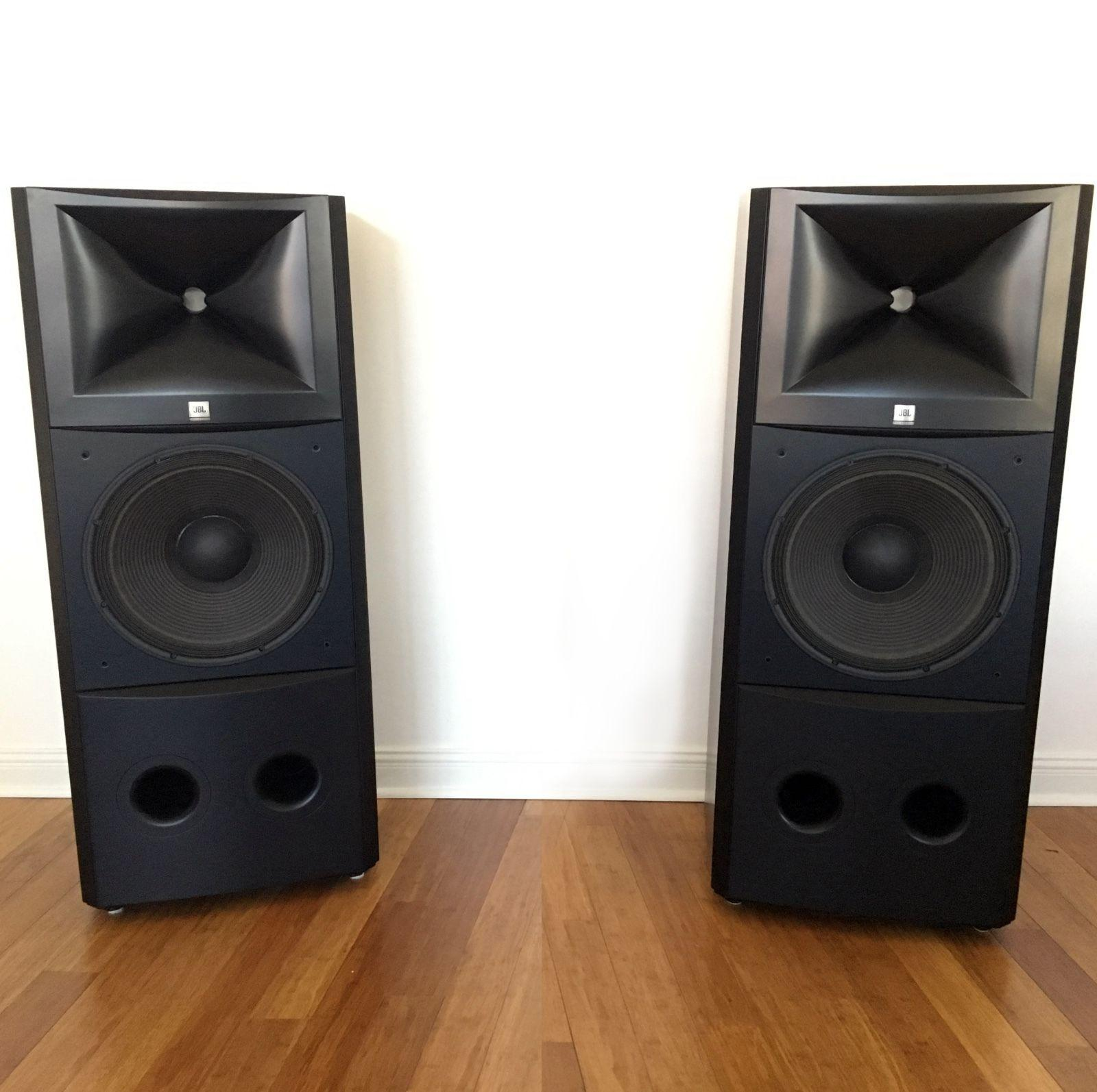 JBL M2 Master Reference Speakers / Studio Monitors