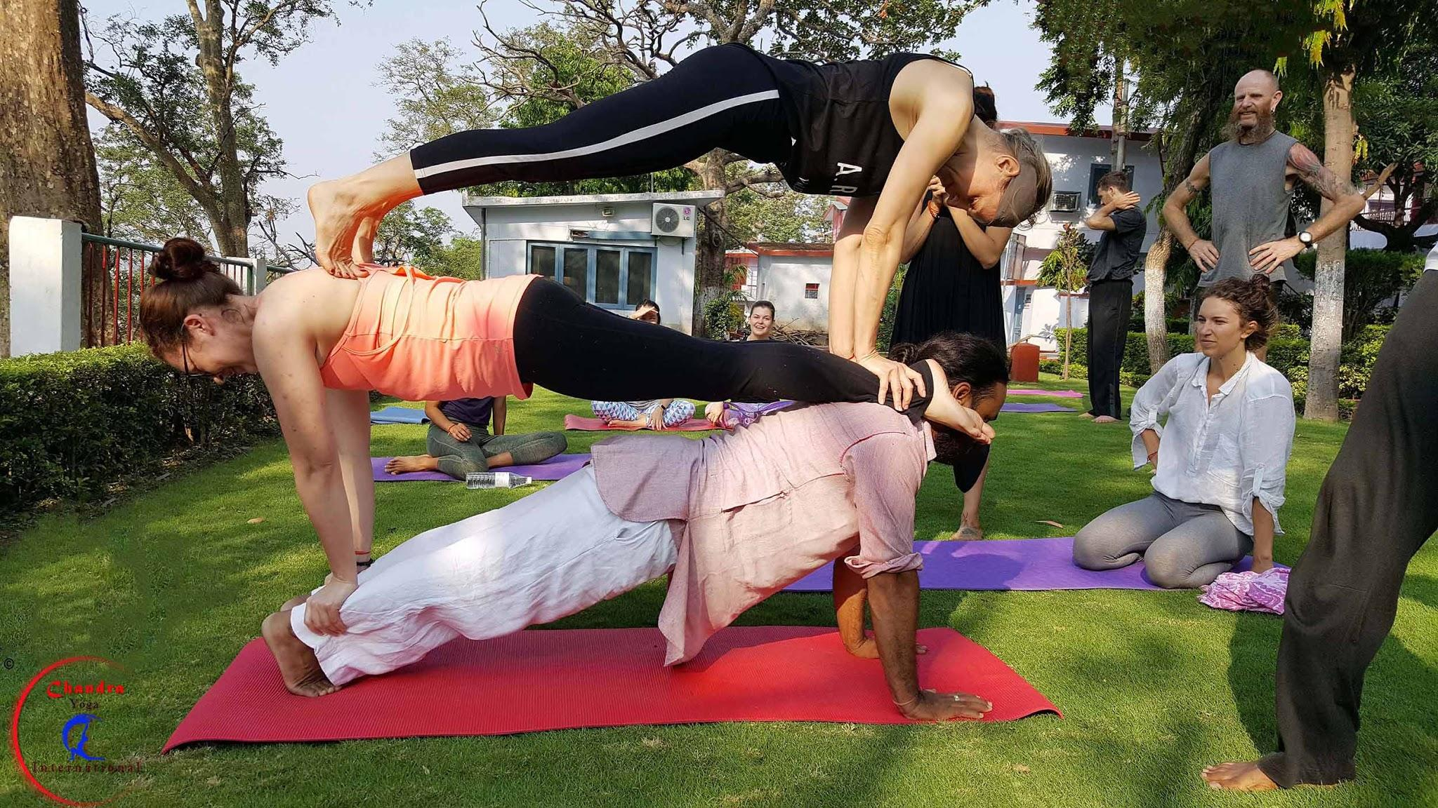 Join the best Yoga Teacher Training Courses (YTTC) in Rishikesh, India
