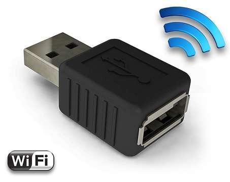 KeyGrabber - Hardware Keylogger - WiFi USB hardware keyloggers