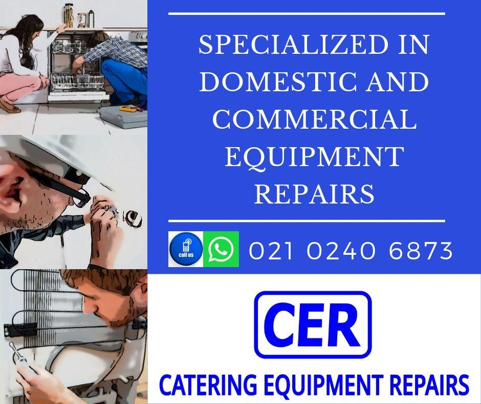 Kitchen and Laundry Appliance Repairs