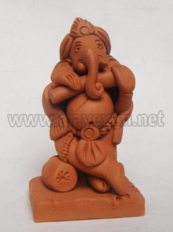 Krishna Ganesha Decorative Statue