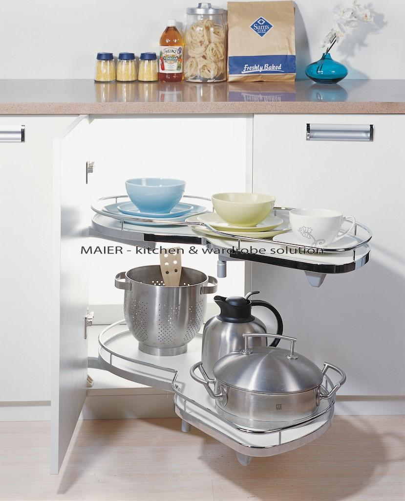 Maier kitchen and wardrobe Fittings NZ