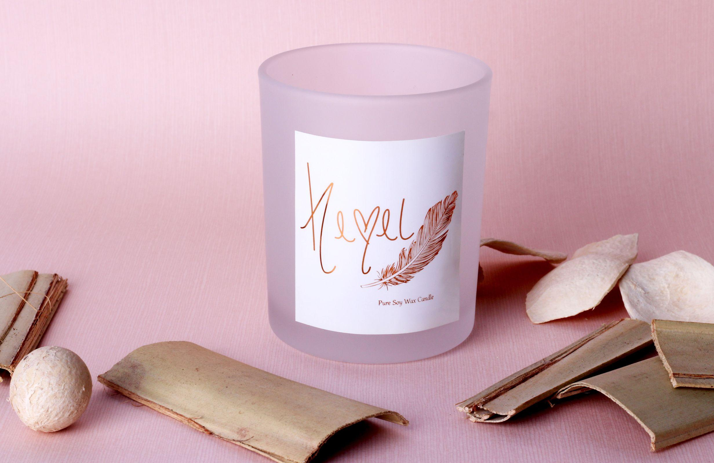 Make an Illuminating Impression with Personalised Candle Stickers