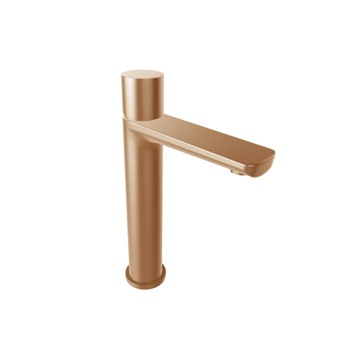 Milani Basin Mixer Extended – Brushed Copper