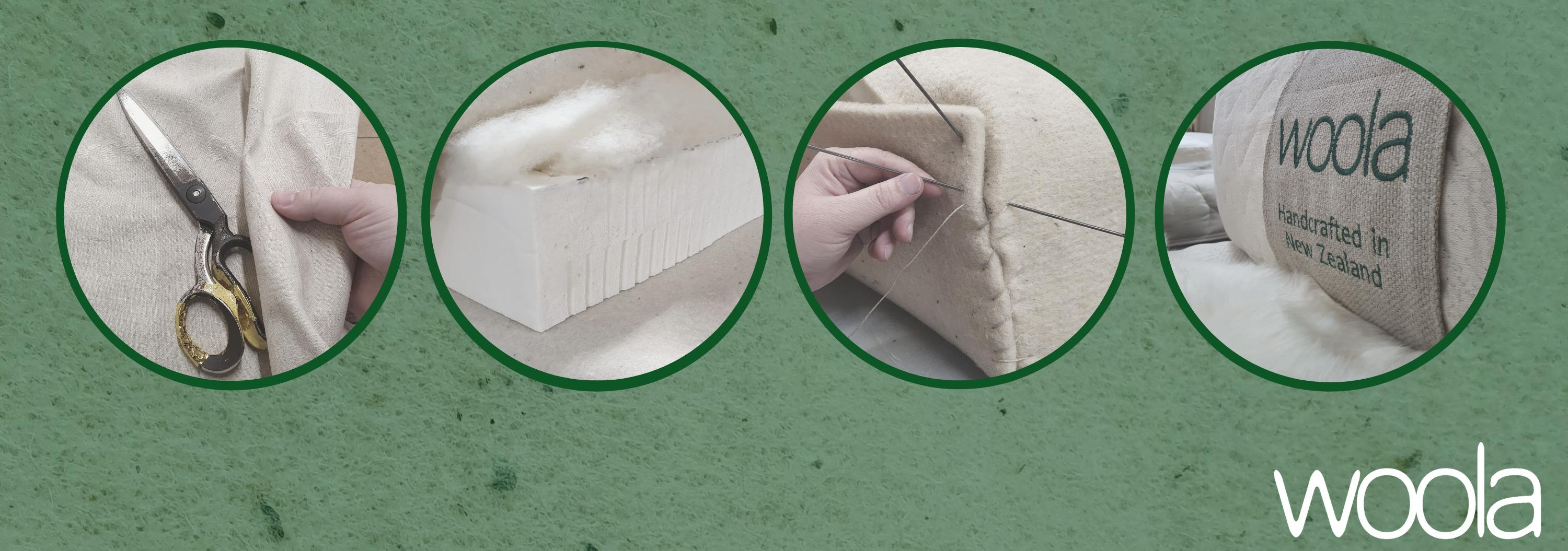 Natural Latex Foam Mattress - Woola