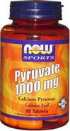 NOW Foods Pyruvate 1000mg