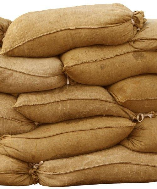 Online Sale for Filled Hessian 20kg Sand Bags in New Zealand