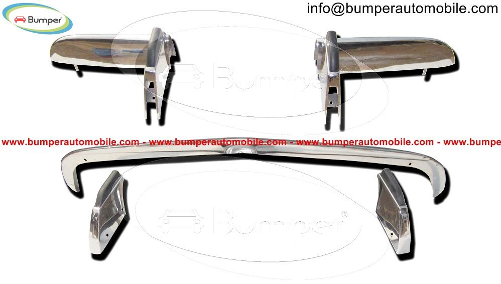 Opel GT bumper set
