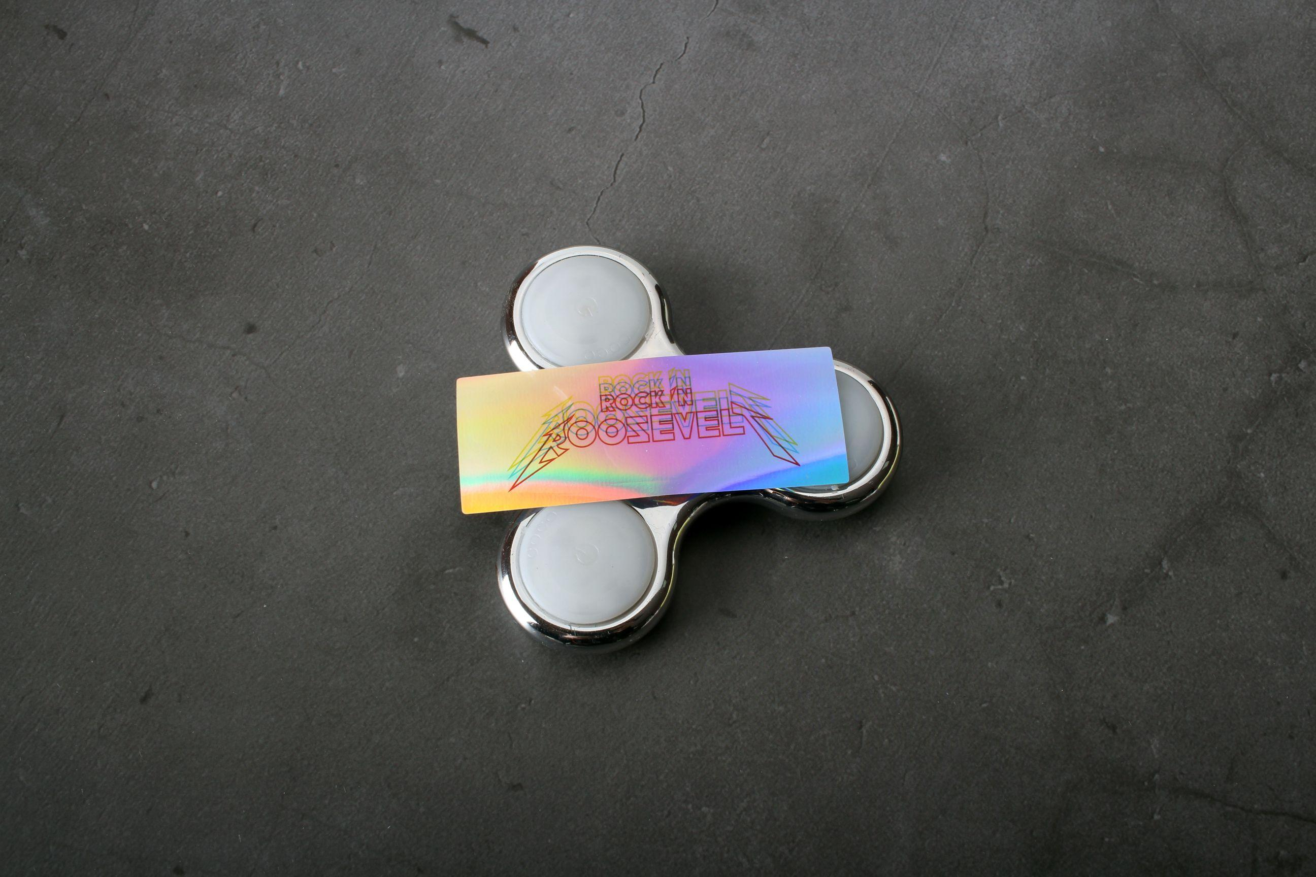 Order Cheap Custom Hologram Stickers Online