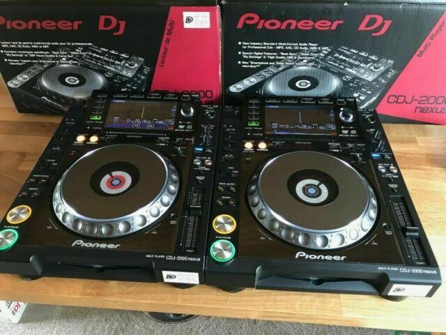 Pioneer DJ CDJ-2000NXS2 Professional Multi Player $900