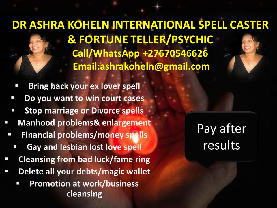 !!#~!#POWERFUL LOVE SPELLS IN DUBAI~KUWAIT~MALTA~SINGAPORE 27670546626~PAY AFTER RESULTS