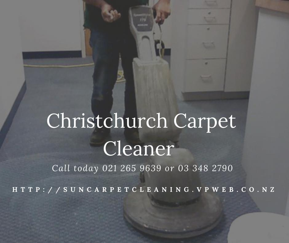 Quality Carpet Cleaner: Hire Must