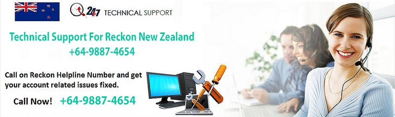 Reckon Technical Support Number 64-9887-4654 New Zealand