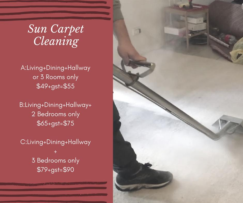 Rely On An Expert From Sun Carpet Cleaning For Quality Carpet Cleaning Christchurch