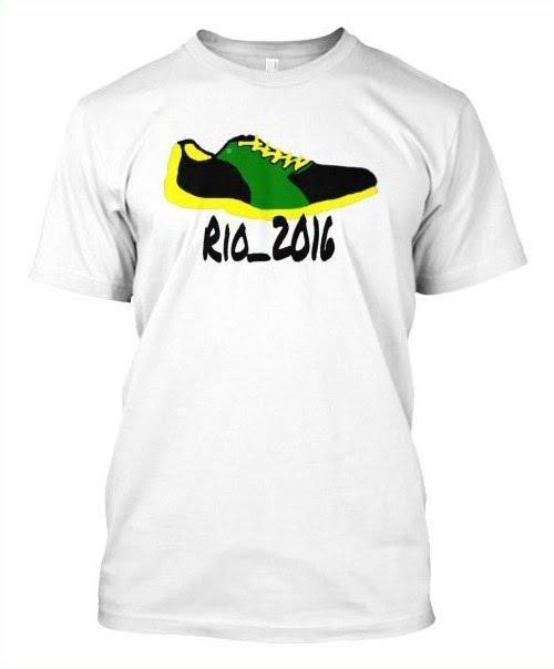 RIO_2016 JAMAICA Prediction TeeShirts