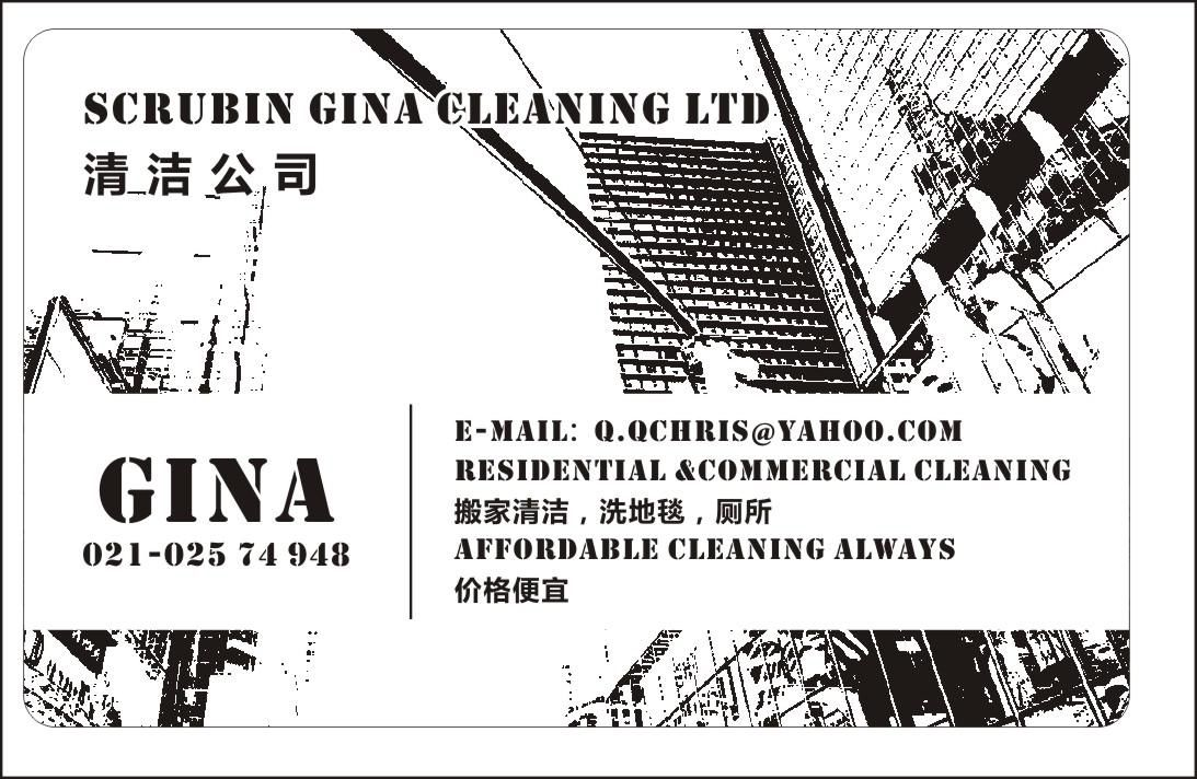 Scrubin Gina Cleaning NZ GLASS RESTORATION, MOULD REMOVAL,RESIDENTIAL AND OFFICE CLEANING