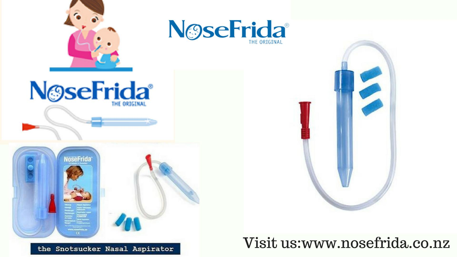 Shop Baby Nose Aspirator Online From Nose Frida