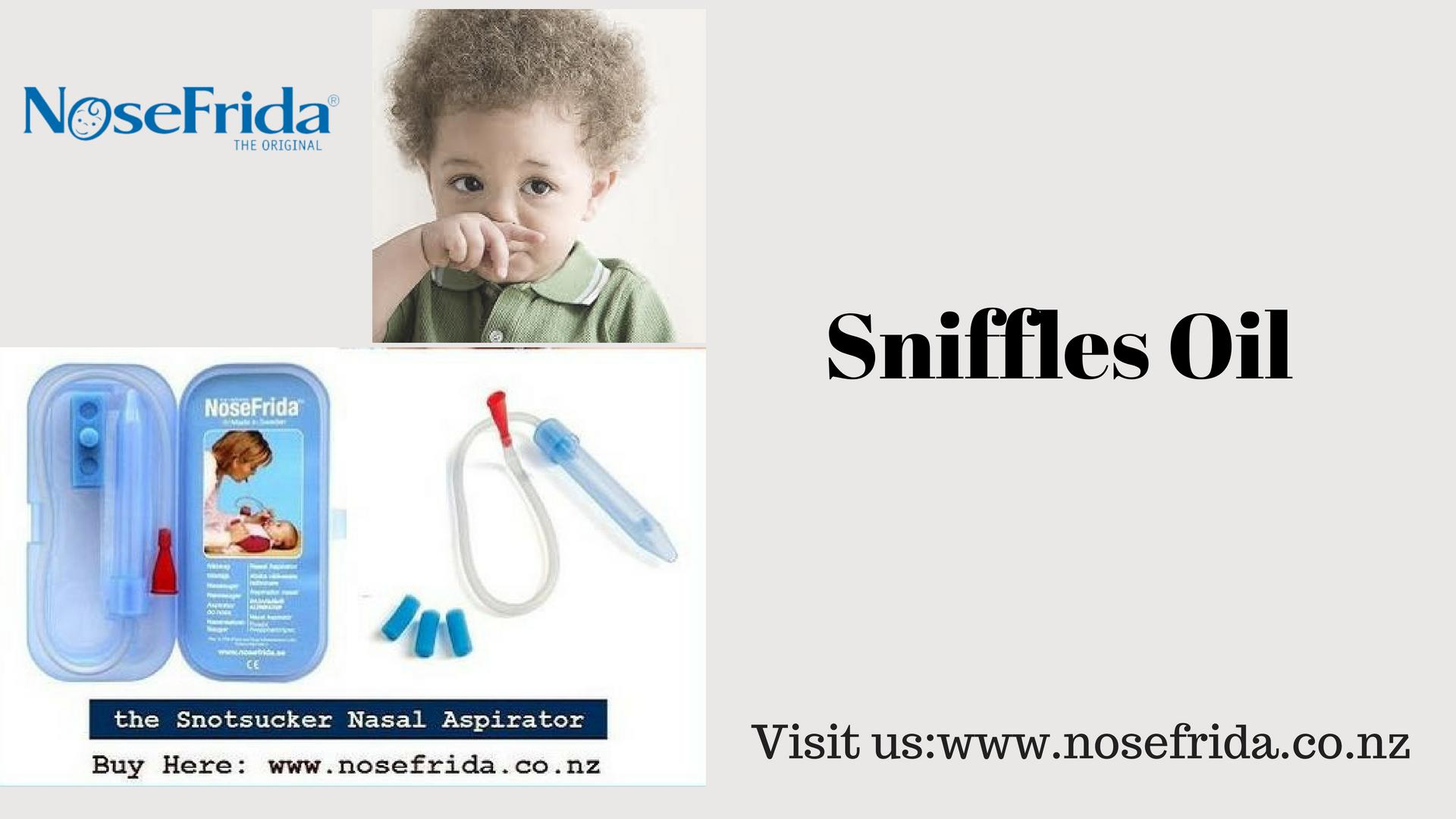 Shop Sniffles Oil For Your Baby