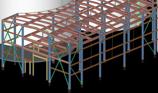Steel Detailing, Structural Fabrication Drawing Service New Zealand