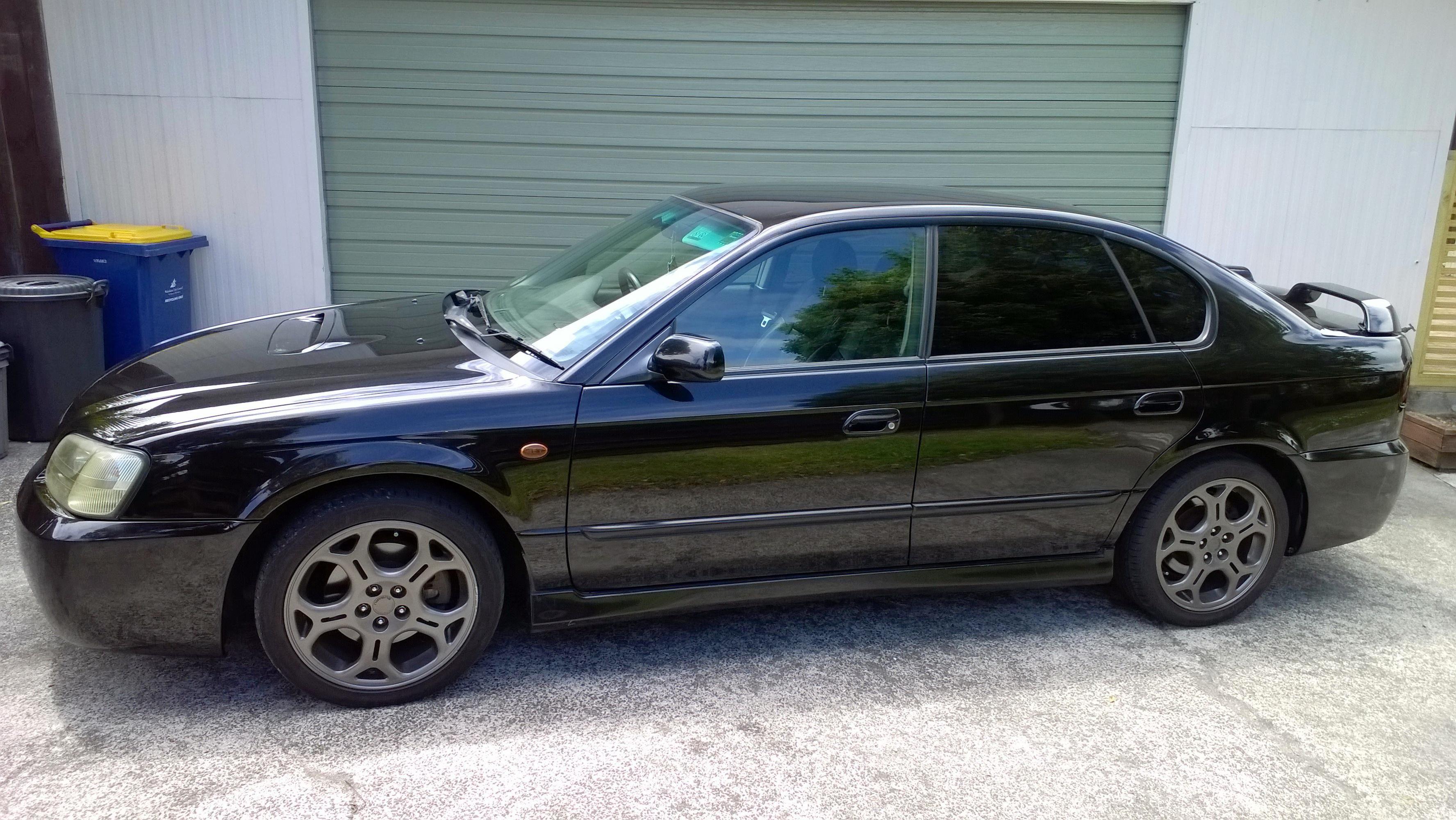 Subaru Blitzen 2000