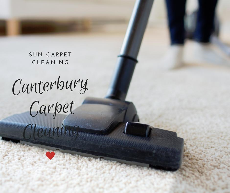 Sun Carpet Cleaning is the Most Affordable Carpet Cleaner Canterbury