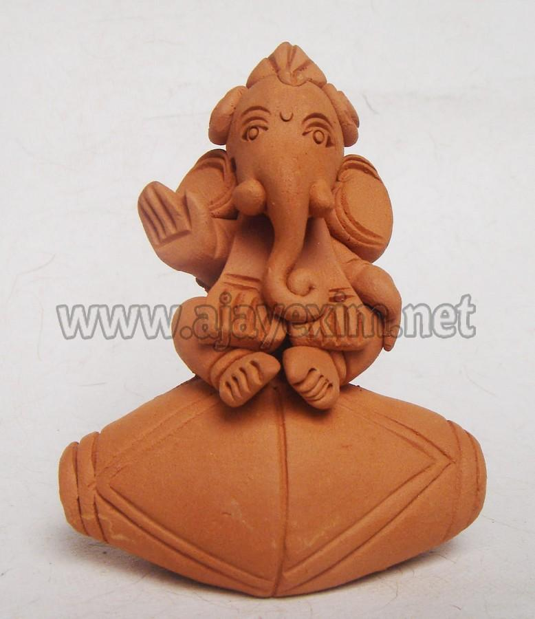 Tabala Ganesha Decorative Statue