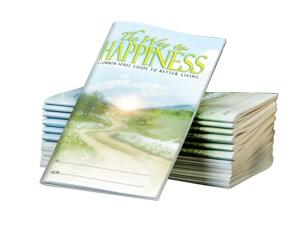 The Way To Happiness Booklets Bundle