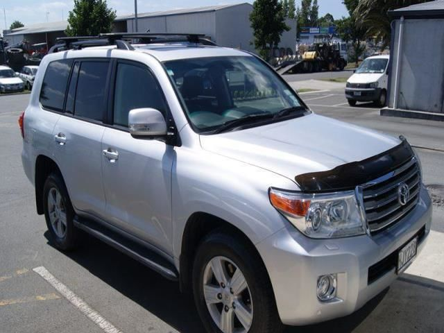 Toyota Land Cruiser Vx Ltd Td 2014
